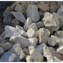 Bryły dolomitowe gabionowe