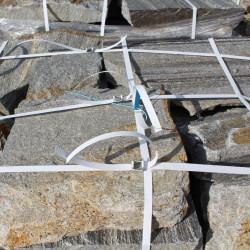 Kamień murowy gnejsowy szary