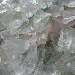 Bryłki szklane gabionowe...