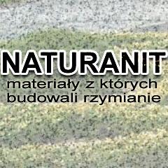 Naturanit - materiały z których budowali rzymianie