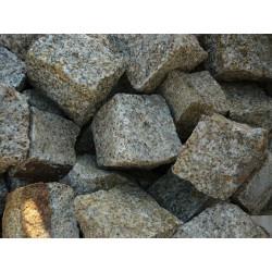 Oporniki granitowe cięte